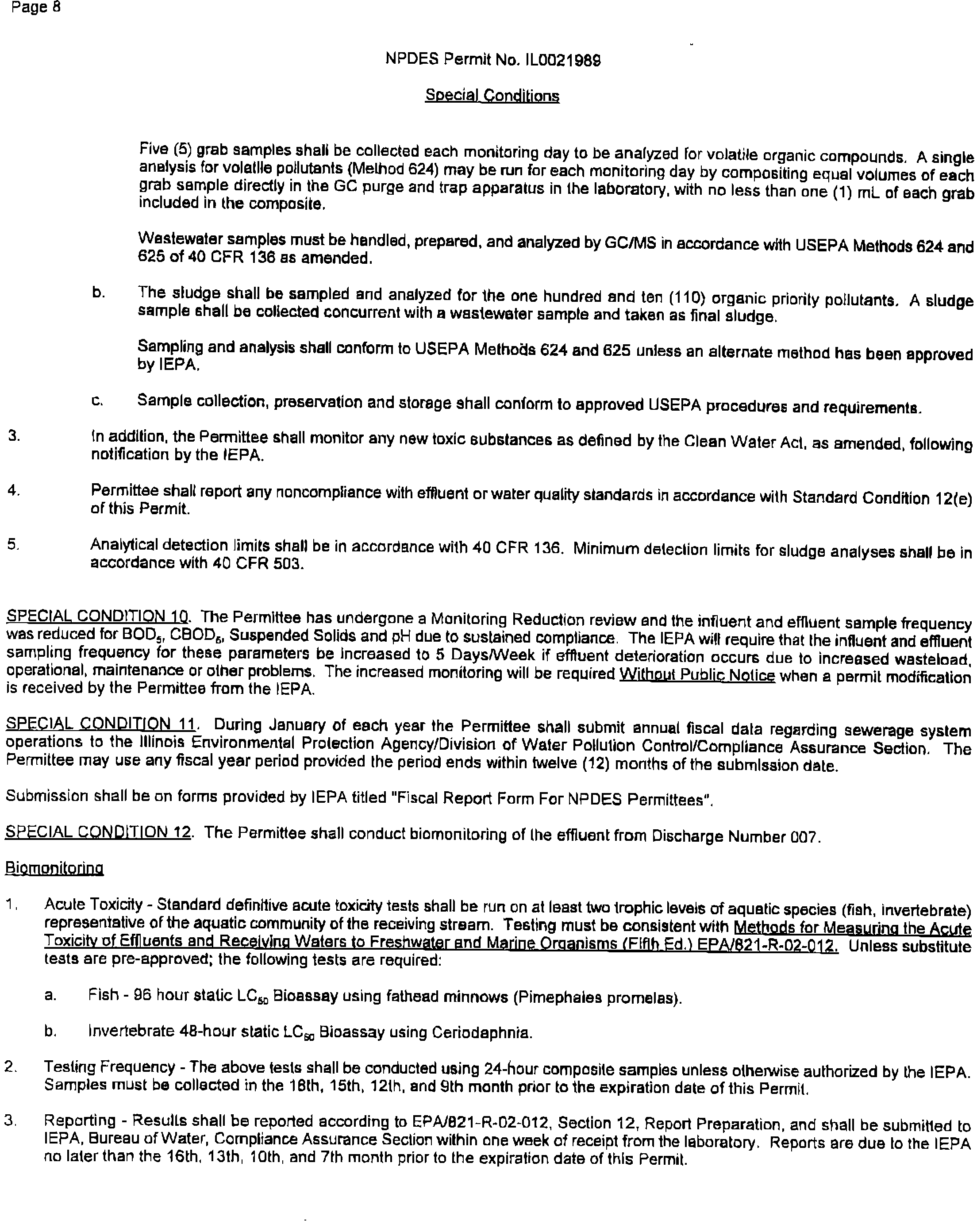 Microsoft Word - TECHNICAL SUPPORT DOCUMENT, Final 8-13-08 doc